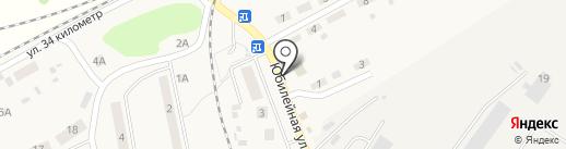 Киоск по продаже хлебобулочных изделий на карте Двуречья