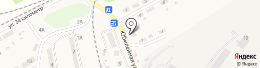 Барышевское сельпо на карте Двуречья