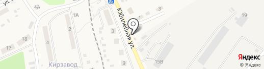 Татьянин двор на карте Двуречья