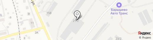 АВК на карте Двуречья