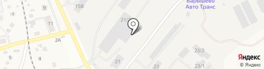 Ферроком на карте Двуречья