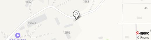 Вертикаль на карте Двуречья