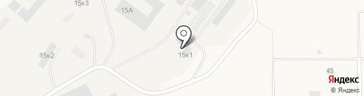Яхо на карте Двуречья