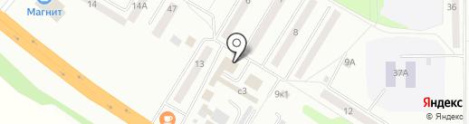 Магазин семян и удобрений на карте Искитима
