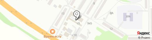 Парикхмахерская на карте Искитима