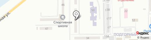 Лора на карте Искитима