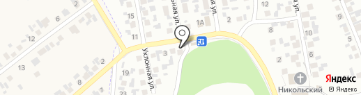 Эльвира на карте Искитима