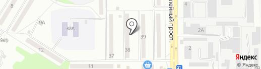 Моя Аптека на карте Искитима