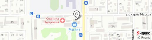 Comepay на карте Искитима