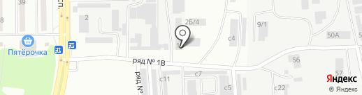 НовоСкан на карте Искитима