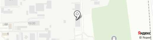 Центр авторазбора на карте Искитима
