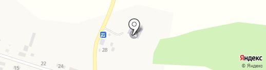 Железнодорожная средняя общеобразовательная школа №121 на карте Быково