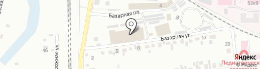 Магазин сувениров на карте Искитима