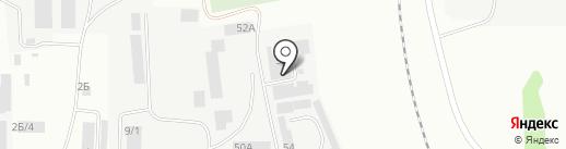 Компания по продаже пиломатериалов на карте Искитима