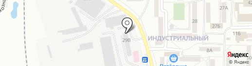 Авто Тема на карте Искитима
