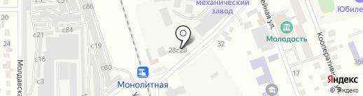 Про-дизайн на карте Искитима