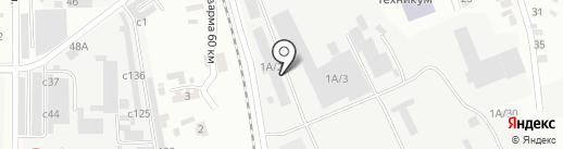 Emex на карте Искитима