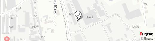 Шикаравто на карте Искитима