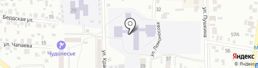 ABACUS на карте Искитима