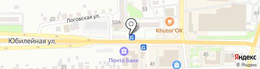 Дядя Дёнер на карте Искитима
