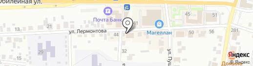 ОКНА FOGEL на карте Искитима