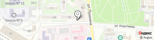 Киоск по изготовлению ключей на карте Искитима