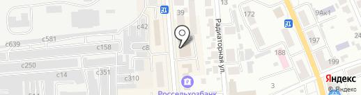 YULSUN.RU на карте Искитима