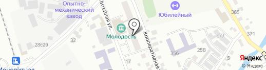 Центр Немецкой культуры г. Искитима и Искитимского района на карте Искитима