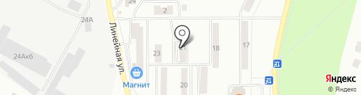 УК ЖЭУ-2 на карте Искитима