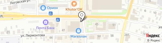 Банкомат, Банк ВТБ, ПАО на карте Искитима