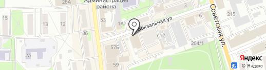 Магазин по продаже сыров на карте Искитима