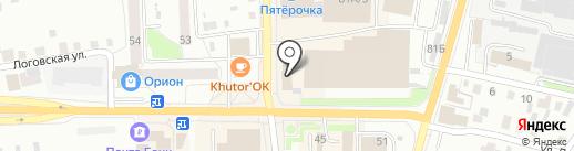СибСтройРемонт на карте Искитима