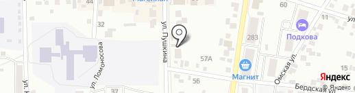 Профит на карте Искитима