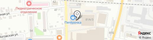 Z-TRADE на карте Искитима