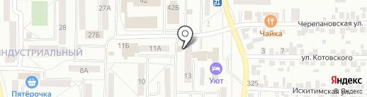 РемСота на карте Искитима