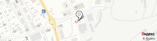 Врачебно-физкультурный диспансер на карте Искитима