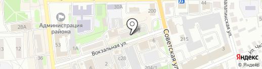 Новая оптика на карте Искитима