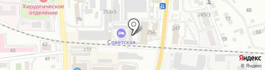 МебельХИТ на карте Искитима
