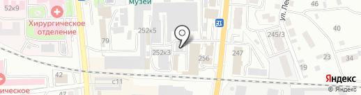 Тимур-2 на карте Искитима