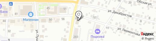 СИП-Искитим на карте Искитима
