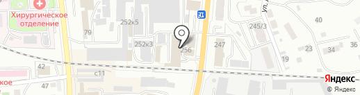 MAYKOR на карте Искитима