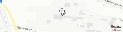 Искитимский завод строительных материалов-1 на карте Искитима