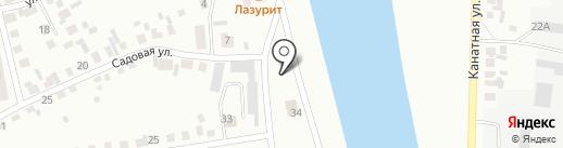 Гриль-Домики 54 на карте Искитима