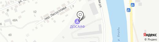 Искитимская техническая школа на карте Искитима