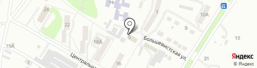 Компания ритуальных услуг на карте Искитима