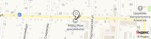 Мои документы на карте Черепаново