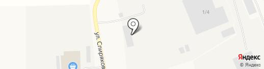 Черепановскферммаш на карте Черепаново