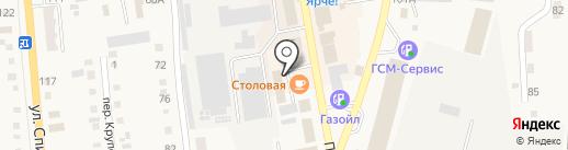 Ключ на карте Черепаново
