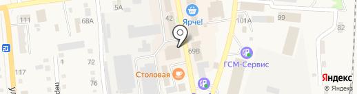 Доступный спорт на карте Черепаново