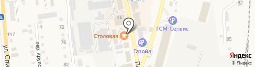 Столовая на карте Черепаново